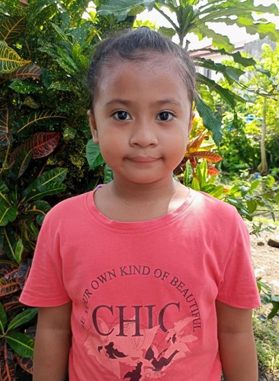 Help Mary Chris L. by becoming a child sponsor. Sponsoring a child is a rewarding and heartwarming experience.