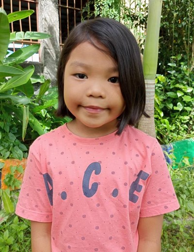 Help Aivy O. by becoming a child sponsor. Sponsoring a child is a rewarding and heartwarming experience.
