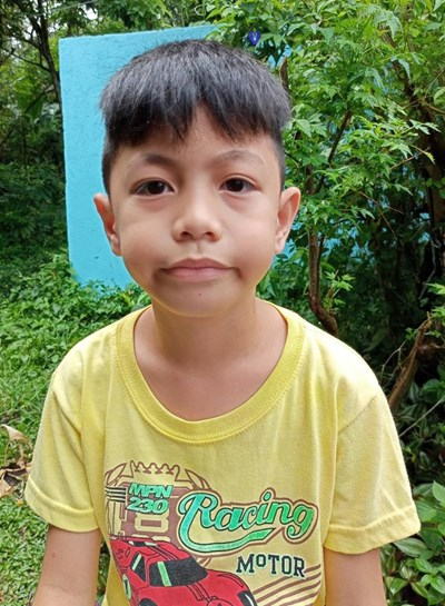 Help Zean Eric N. by becoming a child sponsor. Sponsoring a child is a rewarding and heartwarming experience.