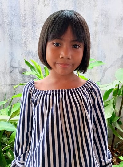 Help Charmelle C. by becoming a child sponsor. Sponsoring a child is a rewarding and heartwarming experience.