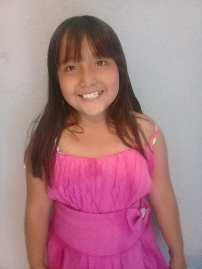 Help Alexa Nycol Guadalupe by becoming a child sponsor. Sponsoring a child is a rewarding and heartwarming experience.