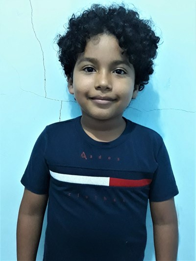 Help Omar Sebastian by becoming a child sponsor. Sponsoring a child is a rewarding and heartwarming experience.