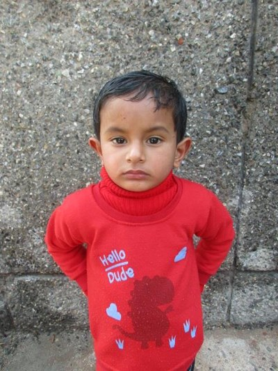 Help Atharv by becoming a child sponsor. Sponsoring a child is a rewarding and heartwarming experience.