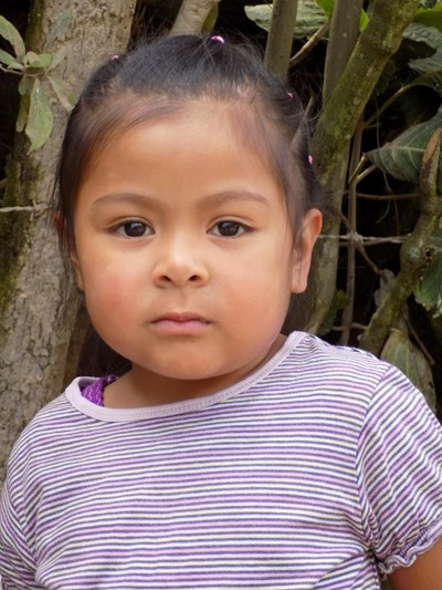 Help Yaremmys Anais by becoming a child sponsor. Sponsoring a child is a rewarding and heartwarming experience.