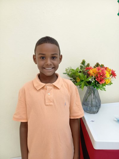 Help Carlos Thomas by becoming a child sponsor. Sponsoring a child is a rewarding and heartwarming experience.