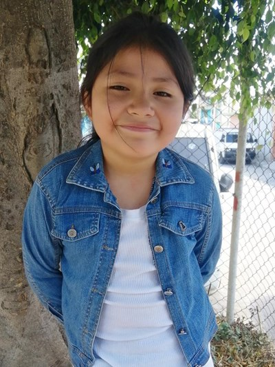 Help Jaquelyn Mishel by becoming a child sponsor. Sponsoring a child is a rewarding and heartwarming experience.