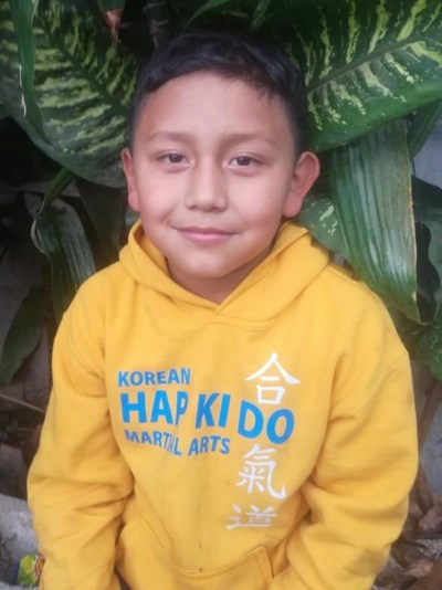 Help Cristian Emanuel by becoming a child sponsor. Sponsoring a child is a rewarding and heartwarming experience.