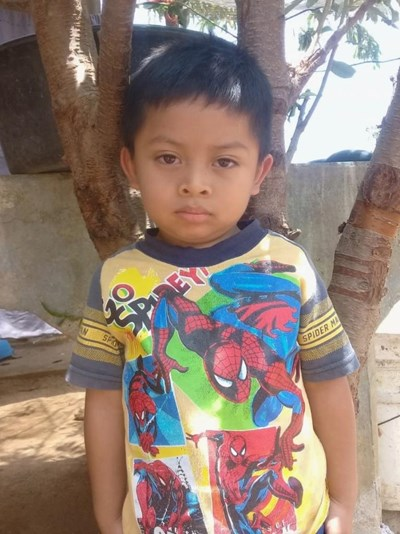 Help Jefte Fernando by becoming a child sponsor. Sponsoring a child is a rewarding and heartwarming experience.