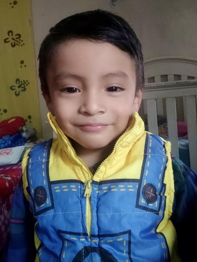 Help Cristopher Alexis by becoming a child sponsor. Sponsoring a child is a rewarding and heartwarming experience.