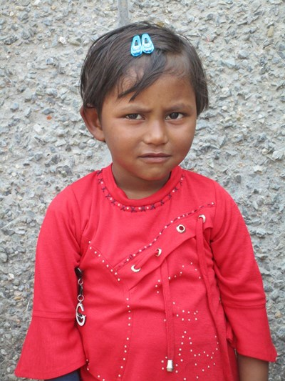 Help Rajani by becoming a child sponsor. Sponsoring a child is a rewarding and heartwarming experience.