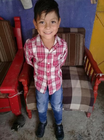 Help Cristobal Raúl by becoming a child sponsor. Sponsoring a child is a rewarding and heartwarming experience.