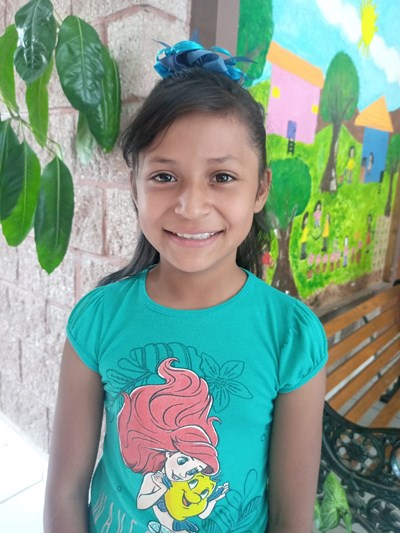 Help Daniela Estefania by becoming a child sponsor. Sponsoring a child is a rewarding and heartwarming experience.