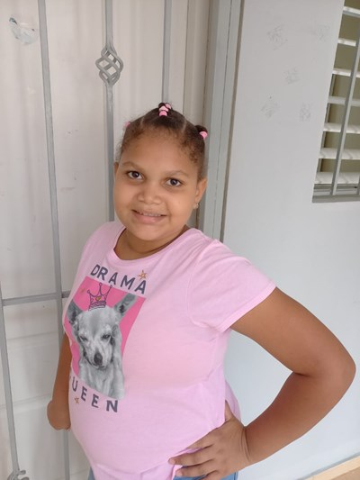 Help Carla Roseli by becoming a child sponsor. Sponsoring a child is a rewarding and heartwarming experience.