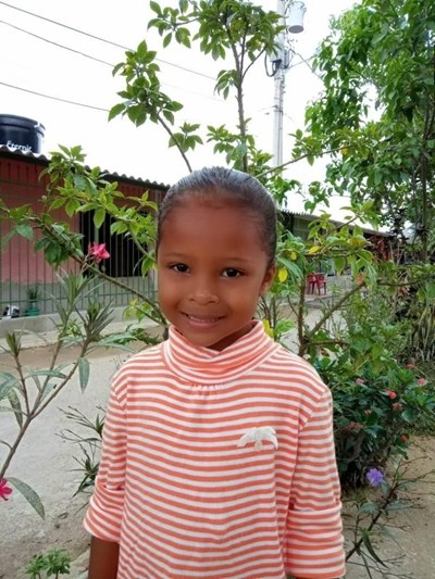 Help Abigail Sofia by becoming a child sponsor. Sponsoring a child is a rewarding and heartwarming experience.