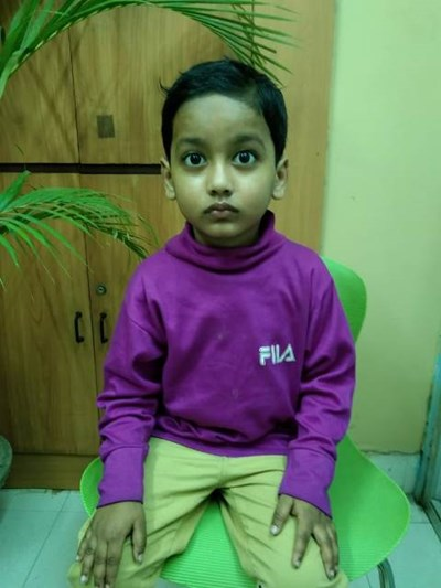 Help Rohit by becoming a child sponsor. Sponsoring a child is a rewarding and heartwarming experience.