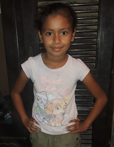 Help Dariana Isabel by becoming a child sponsor. Sponsoring a child is a rewarding and heartwarming experience.