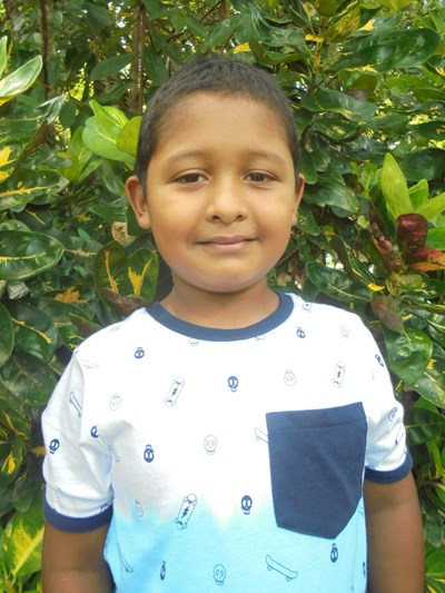 Help Luis Alberto by becoming a child sponsor. Sponsoring a child is a rewarding and heartwarming experience.