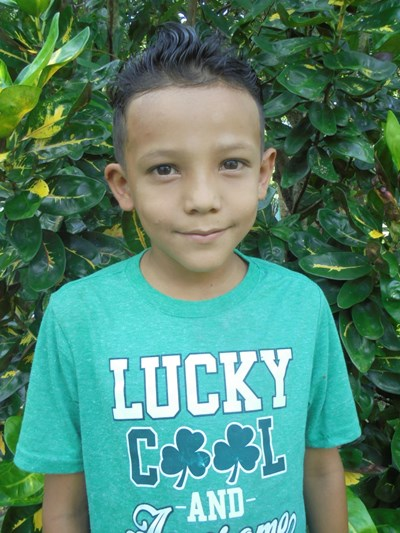 Help Erlan Joseth by becoming a child sponsor. Sponsoring a child is a rewarding and heartwarming experience.