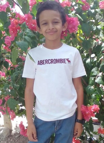 Help Cristofer Hernan by becoming a child sponsor. Sponsoring a child is a rewarding and heartwarming experience.