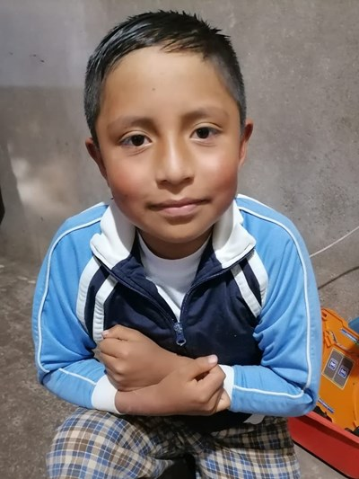 Help Juan Eloy by becoming a child sponsor. Sponsoring a child is a rewarding and heartwarming experience.