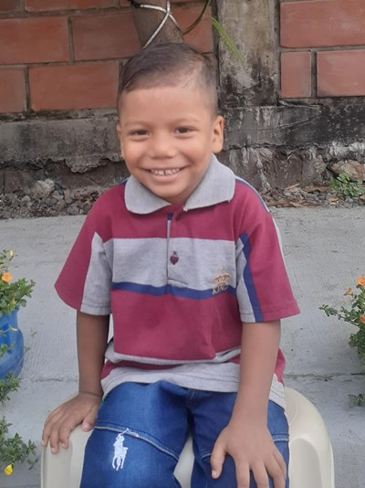 Help Jesus Adrian by becoming a child sponsor. Sponsoring a child is a rewarding and heartwarming experience.