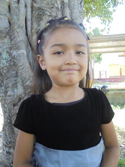 Help Alejandra Abigail by becoming a child sponsor. Sponsoring a child is a rewarding and heartwarming experience.