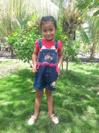 Help Liliana Cristel by becoming a child sponsor. Sponsoring a child is a rewarding and heartwarming experience.
