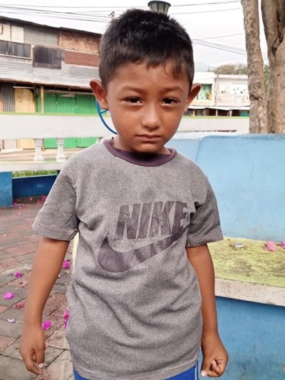 Help Carlos Jesus Daniel by becoming a child sponsor. Sponsoring a child is a rewarding and heartwarming experience.