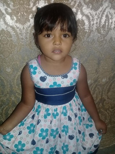 Help Elida Escaleth by becoming a child sponsor. Sponsoring a child is a rewarding and heartwarming experience.