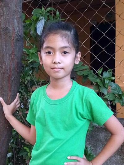 Help Hyeonna D. by becoming a child sponsor. Sponsoring a child is a rewarding and heartwarming experience.
