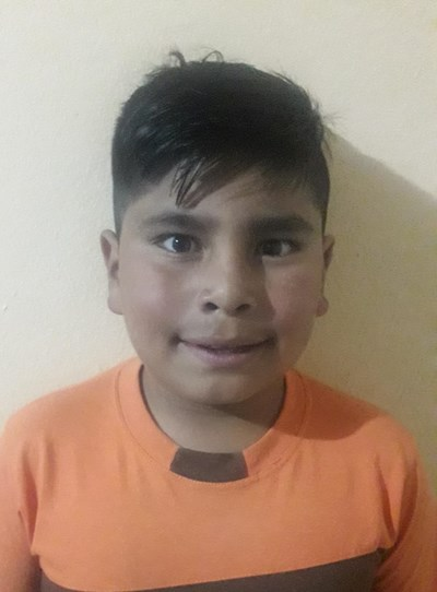 Help Richar Ariel by becoming a child sponsor. Sponsoring a child is a rewarding and heartwarming experience.