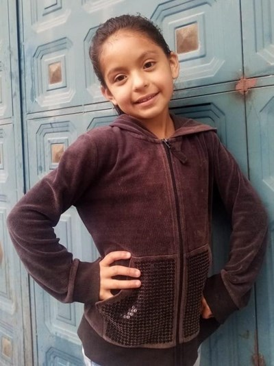 Help Camila Brigitte by becoming a child sponsor. Sponsoring a child is a rewarding and heartwarming experience.