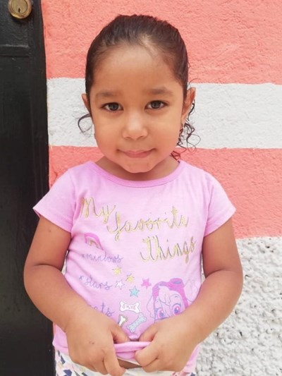 Help Catherine Elena Arleth by becoming a child sponsor. Sponsoring a child is a rewarding and heartwarming experience.