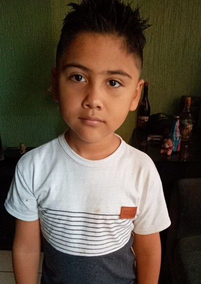 Help Dilan Alejandro by becoming a child sponsor. Sponsoring a child is a rewarding and heartwarming experience.