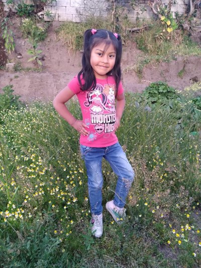 Help Diana Aerin by becoming a child sponsor. Sponsoring a child is a rewarding and heartwarming experience.