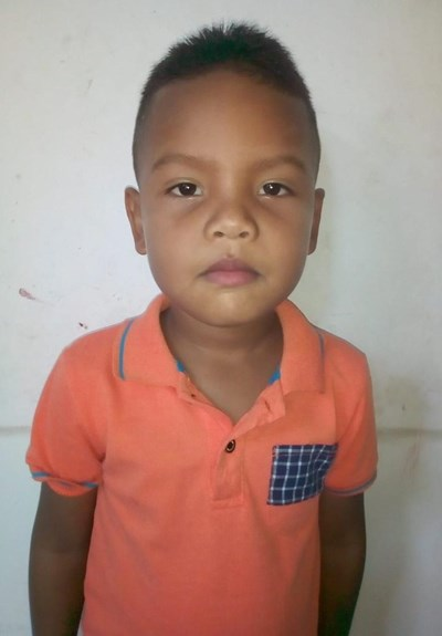 Help Joymi Andres by becoming a child sponsor. Sponsoring a child is a rewarding and heartwarming experience.
