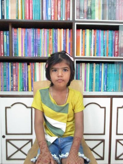 Help Sakina by becoming a child sponsor. Sponsoring a child is a rewarding and heartwarming experience.