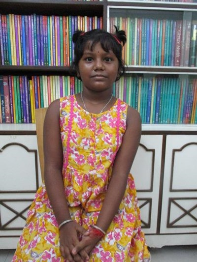 Help Nabanita by becoming a child sponsor. Sponsoring a child is a rewarding and heartwarming experience.
