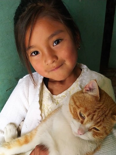 Help Yuribeth Nicole by becoming a child sponsor. Sponsoring a child is a rewarding and heartwarming experience.