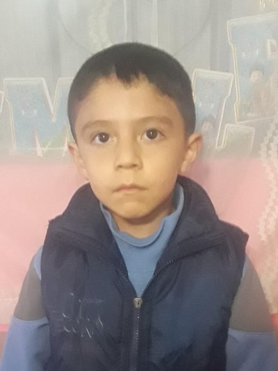 Help Iker Damian by becoming a child sponsor. Sponsoring a child is a rewarding and heartwarming experience.