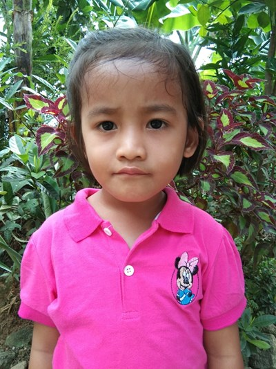 Help Chacy Mae O. by becoming a child sponsor. Sponsoring a child is a rewarding and heartwarming experience.