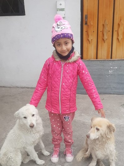 Help Nicol Tatiana by becoming a child sponsor. Sponsoring a child is a rewarding and heartwarming experience.