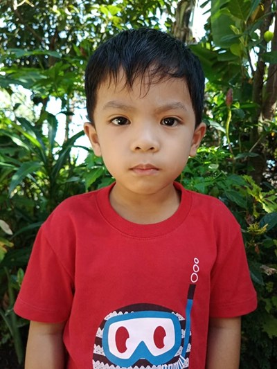 Help John Carlo I. by becoming a child sponsor. Sponsoring a child is a rewarding and heartwarming experience.