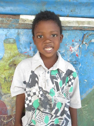 Help Abrahan by becoming a child sponsor. Sponsoring a child is a rewarding and heartwarming experience.