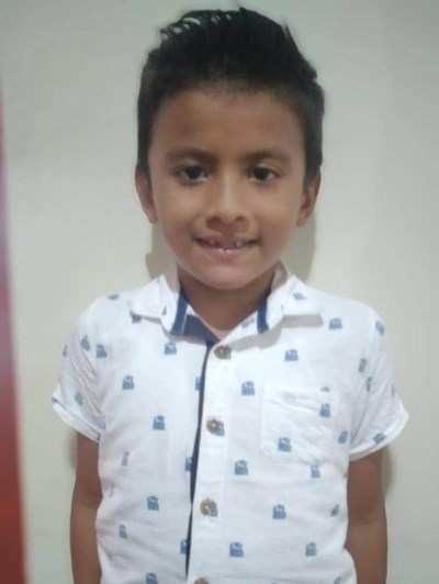 Help Jesus Sebastian by becoming a child sponsor. Sponsoring a child is a rewarding and heartwarming experience.