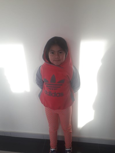 Help Gabriela Valentina by becoming a child sponsor. Sponsoring a child is a rewarding and heartwarming experience.