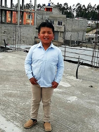 Help Erick Francisco by becoming a child sponsor. Sponsoring a child is a rewarding and heartwarming experience.
