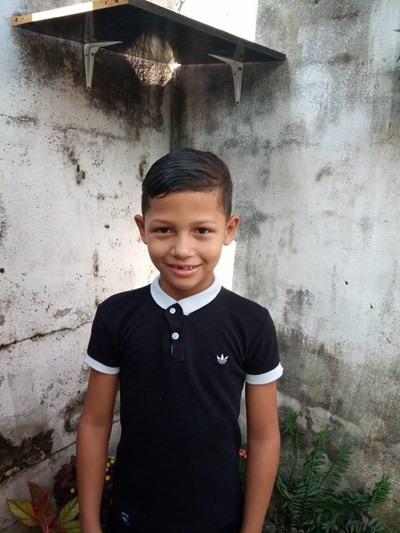 Help Josuaht Jariht by becoming a child sponsor. Sponsoring a child is a rewarding and heartwarming experience.