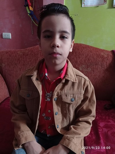 Help Antonio Jeremias by becoming a child sponsor. Sponsoring a child is a rewarding and heartwarming experience.