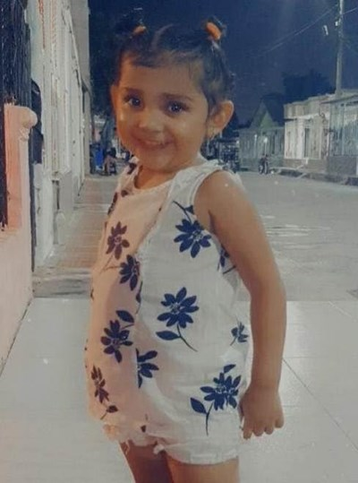 Help Thaliana Sofia by becoming a child sponsor. Sponsoring a child is a rewarding and heartwarming experience.